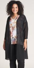 Studio Clothing - Chiffon kimono