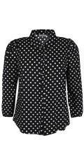 Zhenzi - Kuli spotted shirt