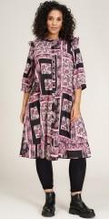 Studio Clothing - Michelle Kleid in paisley Druck