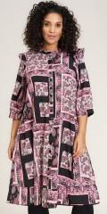 Studio Clothing - Michelle dress in  trykk