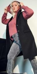 ONLY Carmakoma - Emma knee waistcoat