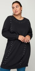 Zizzi - Sweat dress m nitter