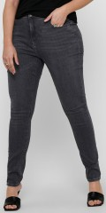 ONLY Carmakoma - Laola skinny jeans, high waist
