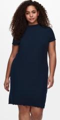 ONLY Carmakoma - Ally knä klänning/klänning