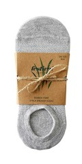 Festival - Bamboo sneaker sock/soklet 3-pak