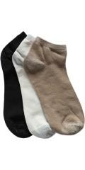 Festival - Sneaker sock/sockeasy 3-pack with mica