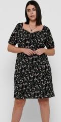 ONLY Carmakoma - Pelly flowery dress