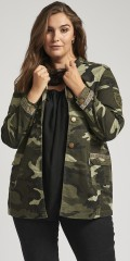 Adia Fashion - Nice camouflage jacket