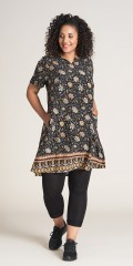 Studio Clothing - Birgitte kjole i gypsy bohème style