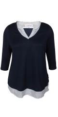 Zhenzi - Lyla 2 i 1 pullover