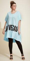 Zhenzi - Aria oversize t-shirt/tunica
