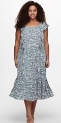 ONLY Carmakoma - Kleid mit Druck