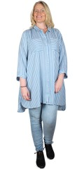 Cassiopeia - Nelliana striper skjorte