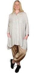 Cassiopeia - Nelliana striped shirt