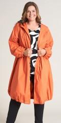Gozzip - Long cotton jacket