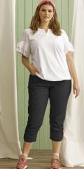 Zhenzi - Cargo capri bukser