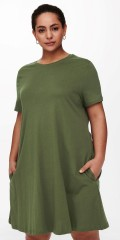 ONLY Carmakoma - Loose fit dress