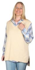 Cassiopeia - Laila knit lang vest
