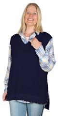 Cassiopeia - Laila knit lang Weste