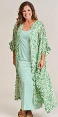 Gozzip - Lilly Übergröße Shirt Kleid