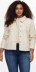ONLY Carmakoma - Elena life crochet Jacket