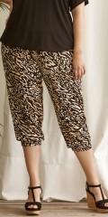 Zhenzi - Stylish relaxed capri pants