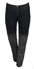 Adia Fashion - Jeans with wash effect