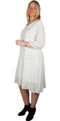 Adia Fashion - Tunika klänning med tryck