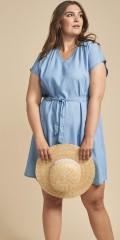 Adia Fashion - Lyocell denim dress