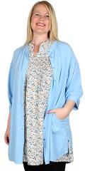 Cassiopeia - Melina shirt in crepe viscose