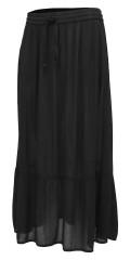 Cassiopeia - Nelliana stylish light skirt in crepe viscose