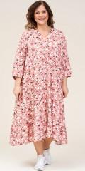 Gozzip - Ea viscose shirt dress