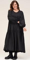 Gozzip - June maxi Kleid in A-Form