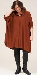 Gozzip - Gerda oversize shirt