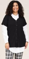 Studio Clothing - Freja vest in soft knit