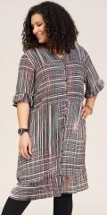 Studio Clothing - Striped shirt dress