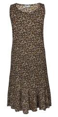 Zhenzi - Posy lang maksi kjole