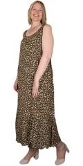 Zhenzi - Posy lang maxi kjole