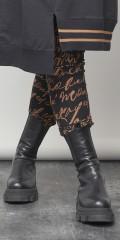 Aprico - Yonkers leggings med tryck