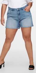 ONLY Carmakoma - Freya denim shorts
