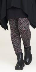 Studio Clothing - Irene leggings with graphic print