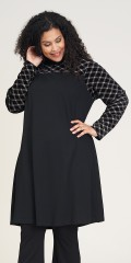 Studio Clothing - Dina tunic with gold