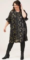 Gozzip - Charlotte oversize shirt tunic