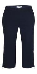 Zhenzi - Jazzy pants, bengalin stumpebuks med lommer