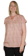Cassiopeia - Berta top with flowers