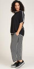 Studio Clothing - Alma black blouse