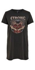 ONLY Carmakoma - Miko stark life lang tee t-shirt