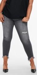 ONLY Carmakoma - Carcarma skinny ankel jeans