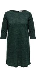 ONLY Carmakoma - Martha knee long knit dress