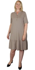 Zhenzi - Lecker weich Viskose Kleid